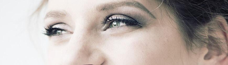 מילוי שקעים מתחת לעיניים